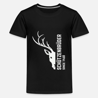 Protection Protect - Teenage Premium T-Shirt