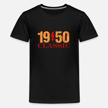 Classic Rock 1950 Classic Rock - Teenage Premium T-Shirt