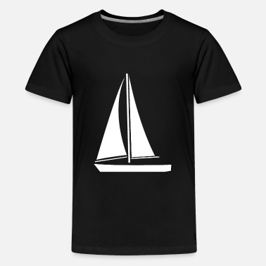 Yacht Yacht - Teenage Premium T-Shirt