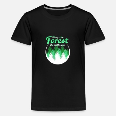 Bos bos - Teenager premium T-shirt