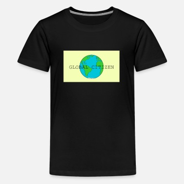 planet inhabitants - Teenage Premium T-Shirt