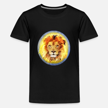Insignie Lion Insignien - Teenager Premium T-Shirt