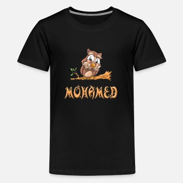 Mohamed Owl Mohamed - Teenage Premium T-Shirt