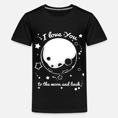 Declaration Of Love declaration of love - Teenage Premium T-Shirt