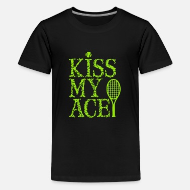 Kiss KISS MY ACE - Teenage Premium T-Shirt