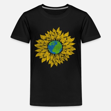 Nature Conservation Nature lovers conservation - Teenage Premium T-Shirt
