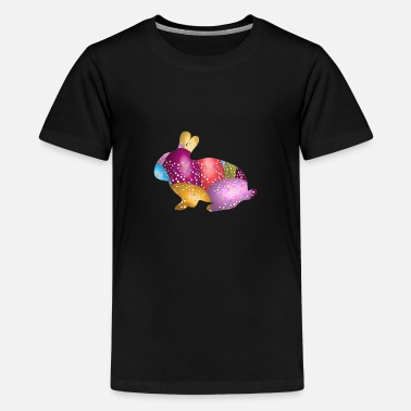 Easter bunny, Easter, Easter egg, Easter - Teenage Premium T-Shirt