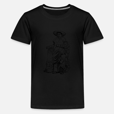 Mexikaner Mexikaner - Teenager Premium T-Shirt