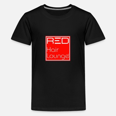Marbach RED Hair Lounge - Teenager Premium T-Shirt