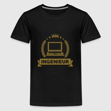 Ingenieur - Teenage Premium T-Shirt