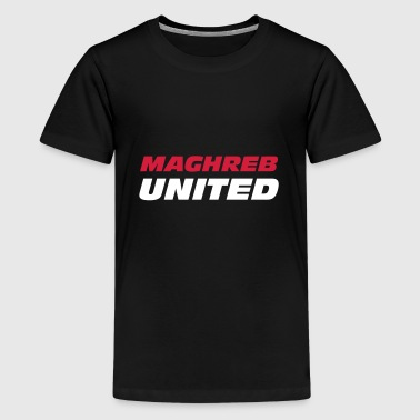 Maghreb United ! Sweaters - Teenager Premium T-shirt