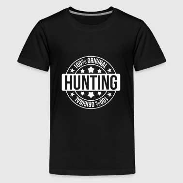 Hunting - Teenager Premium T-Shirt