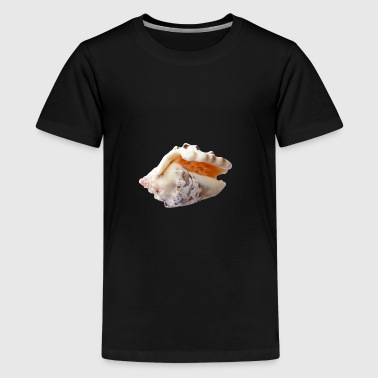 A beautiful shell - Teenage Premium T-Shirt