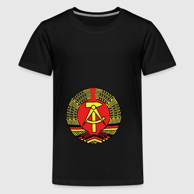 DDR - Teenager premium T-shirt