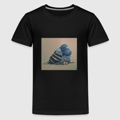 duif - Teenager Premium T-shirt