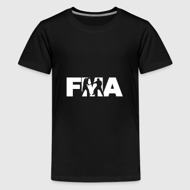 FMA Fighter - Teenager premium T-shirt