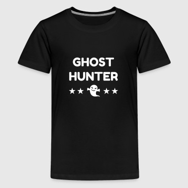 Chasse aux fantômes Geisterjagd Hunting ghost - Teenage Premium T-Shirt