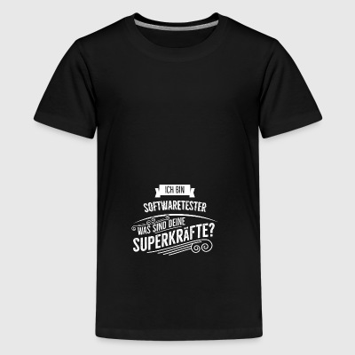 Softwaretester - Teenager Premium T-Shirt