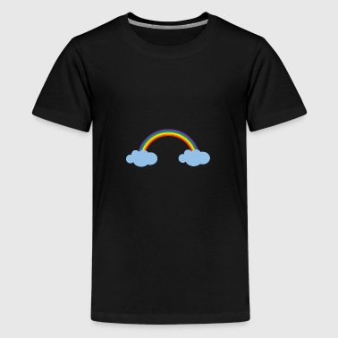 2541614 113787972 Regenbogen - Teenager Premium T-Shirt