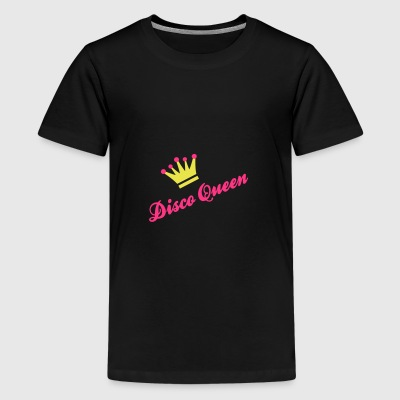 2541614 12070995 disco - Teenager Premium T-shirt