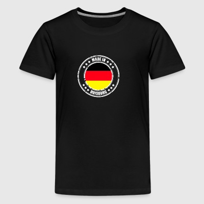 DUISBURG - Teenager premium T-shirt