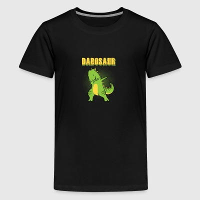 Dabousaur - Teenager Premium T-Shirt