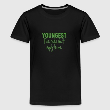 Son and Daughter Day - Teenage Premium T-Shirt