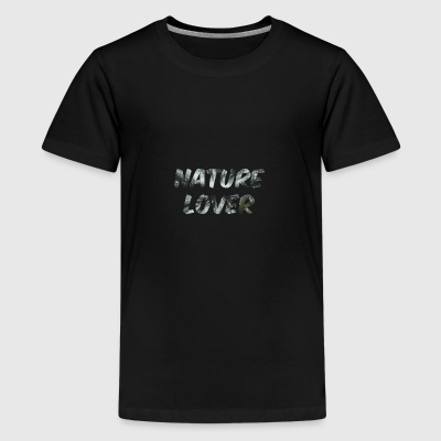 Nature Lover - natuurliefhebbers - Teenager Premium T-shirt