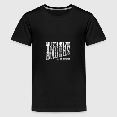 wirreiter2 - Teenager Premium T-Shirt
