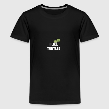 Turtles - Teenage Premium T-Shirt