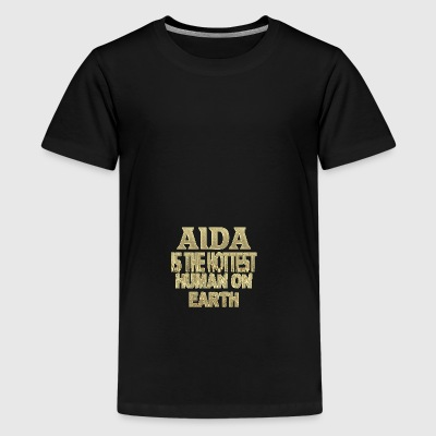 Aida - Teenager Premium T-Shirt