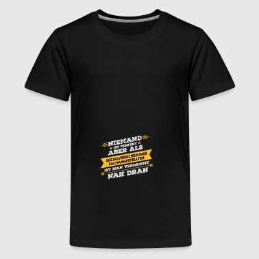 commis assurance sociale cadeau d'occupation - T-shirt Premium Ado