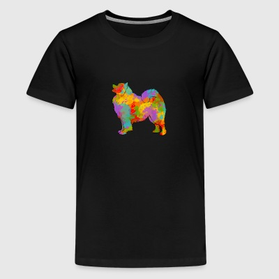 Samojeden Multicolor - Teenager Premium T-Shirt