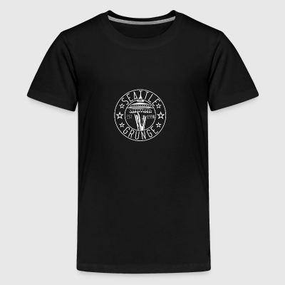 Seattle Grunge Est1990 - Teenager premium T-shirt