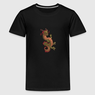 dragon - T-shirt Premium Ado