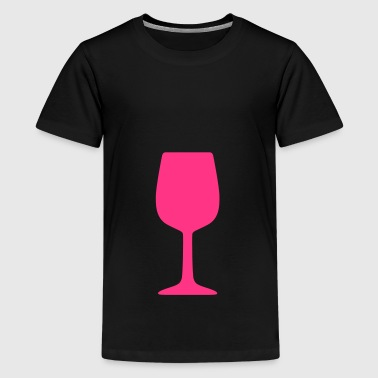 2541614 14703397 wein - Teenager Premium T-Shirt