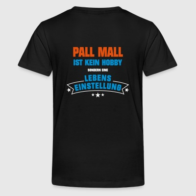 Pall Mall Sportart - Teenager Premium T-Shirt