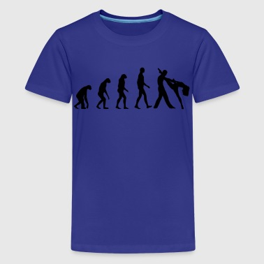 Evolution Dance - T-shirt Premium Ado
