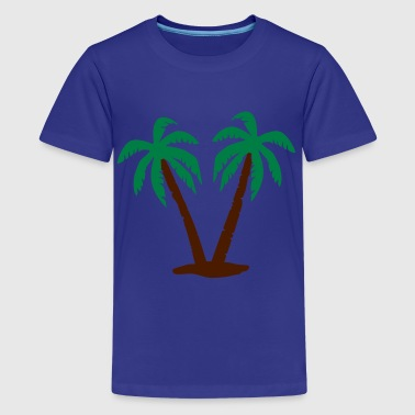 Palme - Teenager Premium T-Shirt