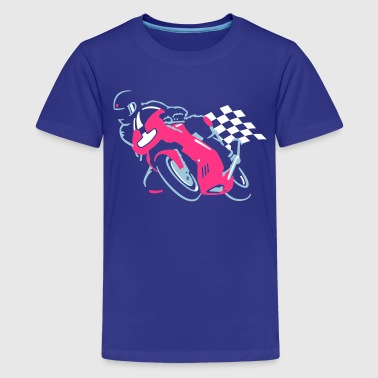 Ducati Supersport - Premium-T-shirt tonåring