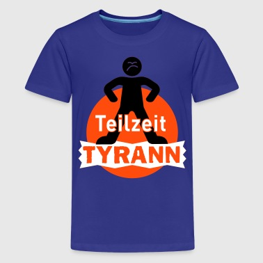 Teilzeit Tyrann - Teenager Premium T-Shirt