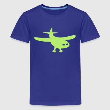 Avion - Camiseta premium adolescente