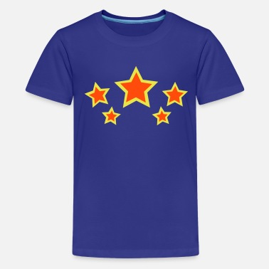 Five Star Five Stars - Teenage Premium T-Shirt