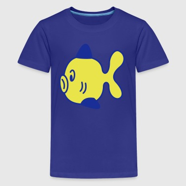 Fisch - Teenager Premium T-Shirt