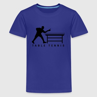 table_tennis_b_1c - T-shirt Premium Ado