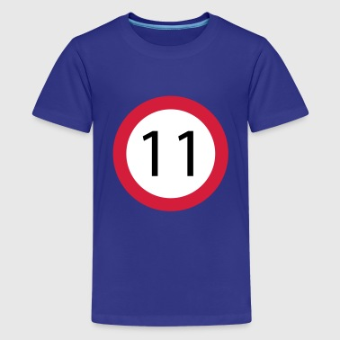 11 - Teenager Premium T-shirt
