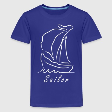 Sailor - Teenager Premium T-Shirt