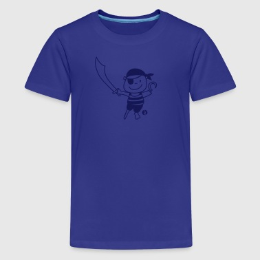 Pirat - Pirate - Camiseta premium adolescente