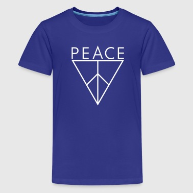 The Triangle of Peace 4.2 - Teenage Premium T-Shirt