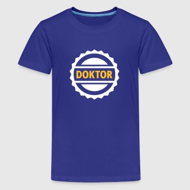 Doktor - Teenager Premium T-Shirt